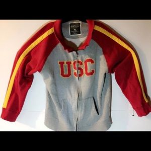 USC CAMPUS HERITAGE COLLECTION SWEATER FOR MEN
